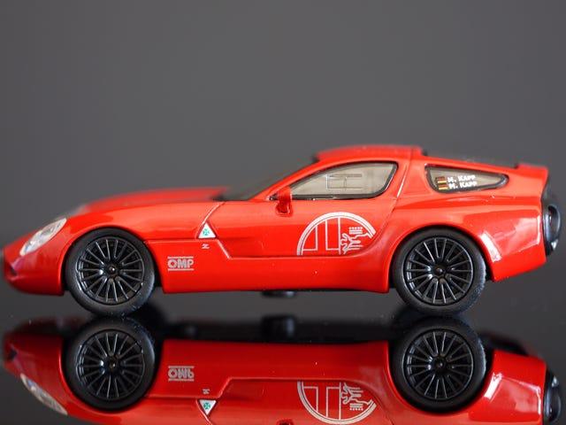 Kyosho 1/64 # 2 - Alfa Romeo TZ3 Corsa