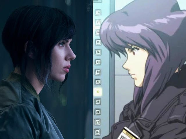 The Japanese Internet Reacts to Scarlett Johansson in Ghost in the Shell