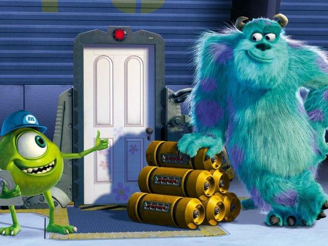 Перші подробиці про потокове Monsters, Inc. серії тут