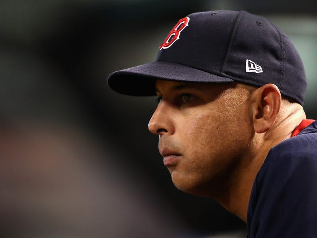 Boston Red Sox Manager Alex Cora to Skip White House Visit While His Native Puerto Rico Is Still Struggling