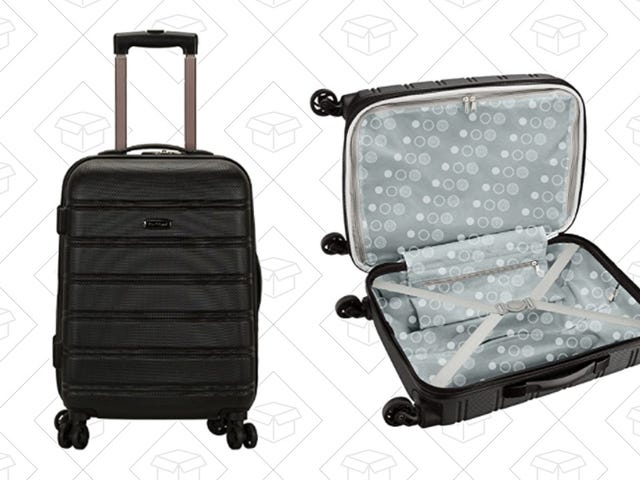 Take Off With This Expandable Carry-On For Just $34