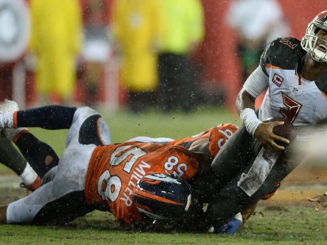 The Broncos' Defense Is Still Scary Good