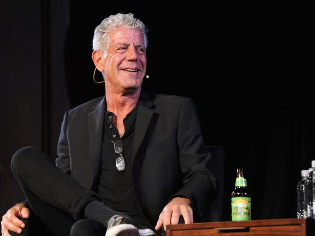 Anthony Bourdain, Chef, Writer, and Television Host, Is Dead at 61 [Updated]