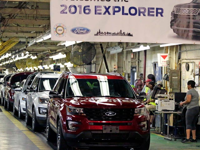 Sexual Misconduct Is Rampant At Ford's Chicago Plants, Say The Women Who Work There