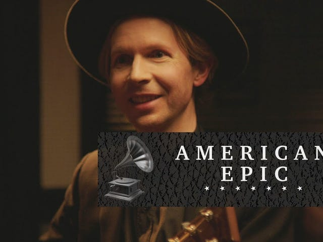 Ślad: Czternasta rzeka Czternasta powódź |  Artysta: Beck |  Album: Muzyka z amerykańskich sesji epickich