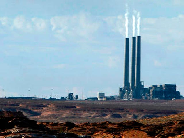 Closing the West's Largest Coal Plant Will Leave the Navajo Nation With $40 Million in Missing Revenue