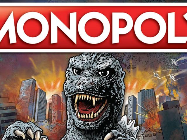 Det officielle Godzilla-monopol kunne aldrig være så godt som Godzilla-monopolet for mine drømme