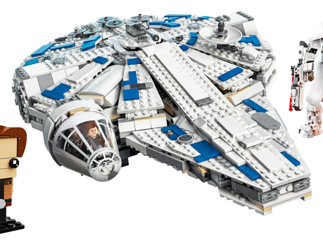 The New Lego Solo: A Star Wars Story Sets Are Worth Making the Kessel Run For