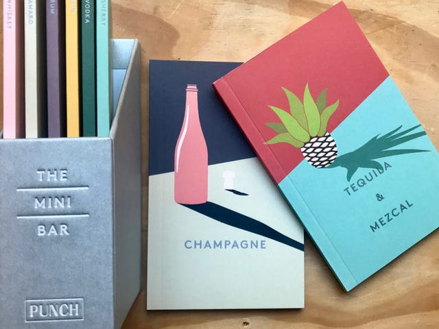 Last Call: This new, tiny cocktail recipe book could nearly fit in your pocket