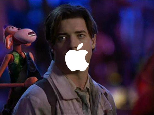 Apple May Be the First Trillion-Dollar Company, but Can You Believe the 2001 Brendan Fraser Film Monkeybone Isn't on Netflix??