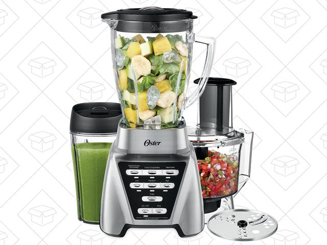This $56 Blender Is Actually Three Devices In One