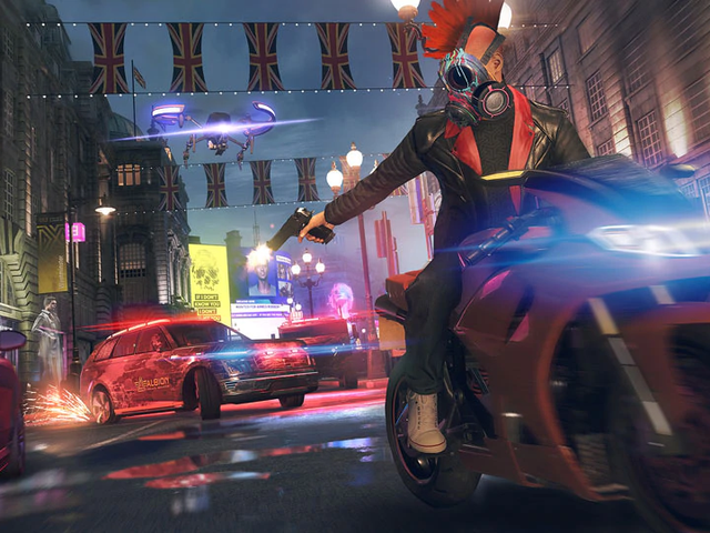 Ubisoft Delay Watch Dogs Legion, Game Lainnya