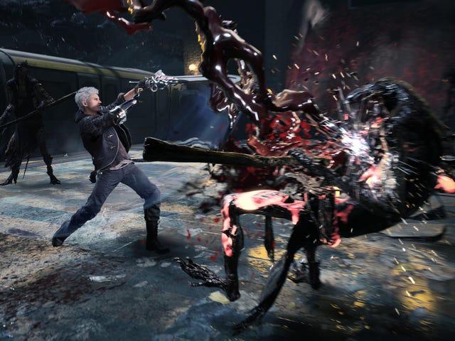 Veckan i spel: Tid att döda några demoner!