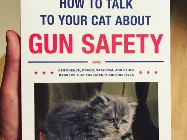 PSA - Hold kattene dine trygge