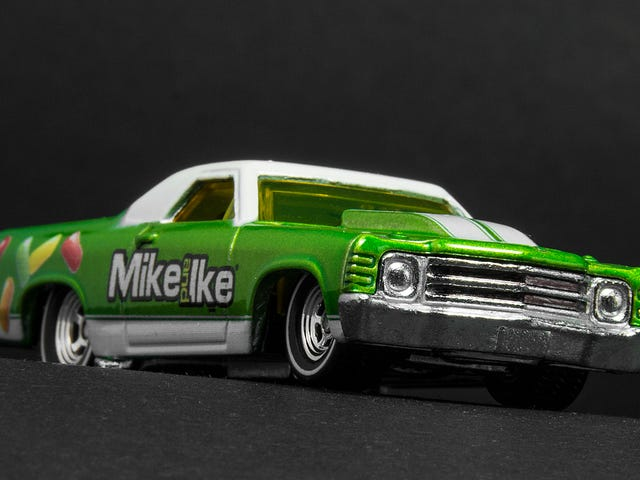 Truckin' Thursday - Mike and Ike '71 El Camino