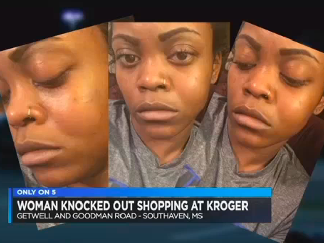 Woman Attacked at Kroger Grocery Store After Asking How to Make Pumpkin Pie