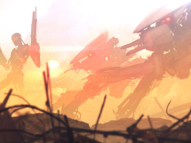 Ceci est juste quelques-uns des Art <i>Terminator</i> accrocheurs que nous ayons jamais vu