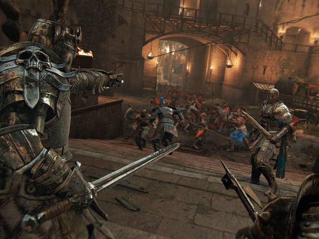 For Honor's New Update Is Full Of Surprisingly Cool Ideas