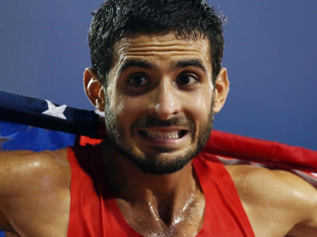 Police Say Former Olympic Runner David Torrence's Death Ruled An Accident