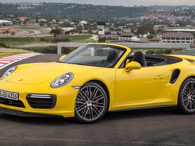 Желтые автомобили обесценивают наименьшее: исследование
