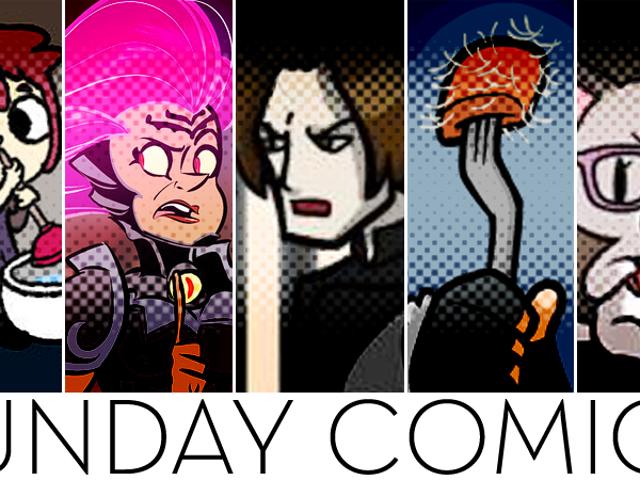 Κυριακή Κόμικς: Slushie Tornado!