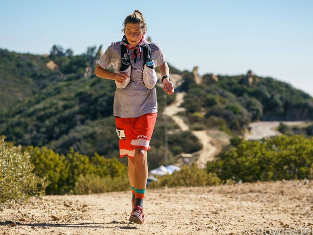 Ultrarunner Courtney Dauwalter Explains Why She Runs Through Blindness And Hallucinations