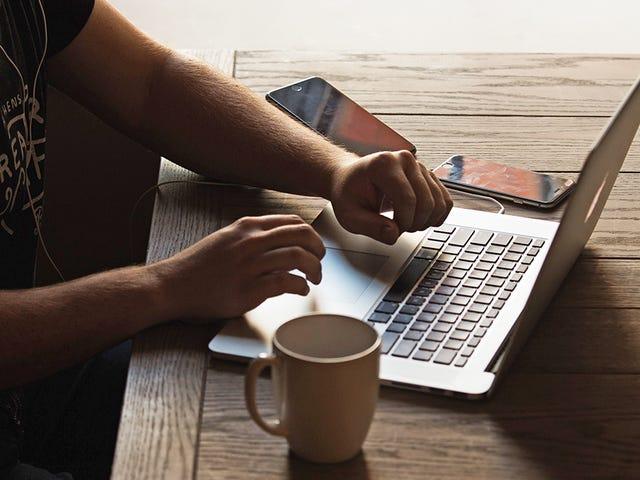 Kuinka puhdistaa online-tilisi keväällä nyt, kun olet kotona