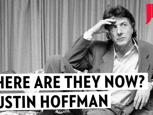 本周上周的Creeps:Dustin Hoffman