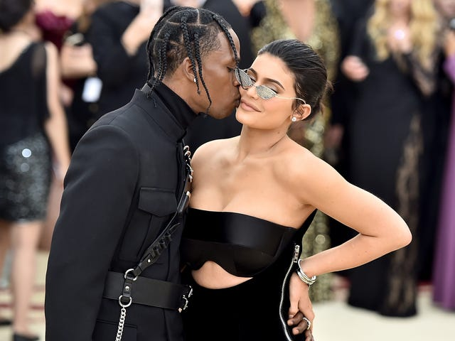 Kylie Jenner and Travis Scott Are Probably Not Getting Married in Italy, Maybe?