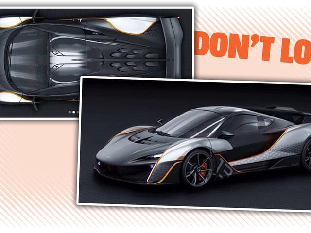 Ok, ninguém olha essas fotos da McLaren BC-03 porque você ainda não as viu