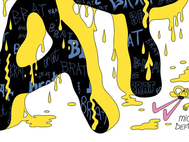 A juvenile delinquent grows up in this exclusive preview of DeForge's Brat