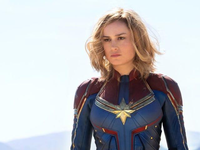 Captain Marvel Has Finally Landed