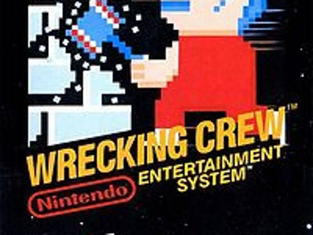 Warped Pipes: How Exactly Does Wrecking Crew Fit Into the Mario Timeline?
