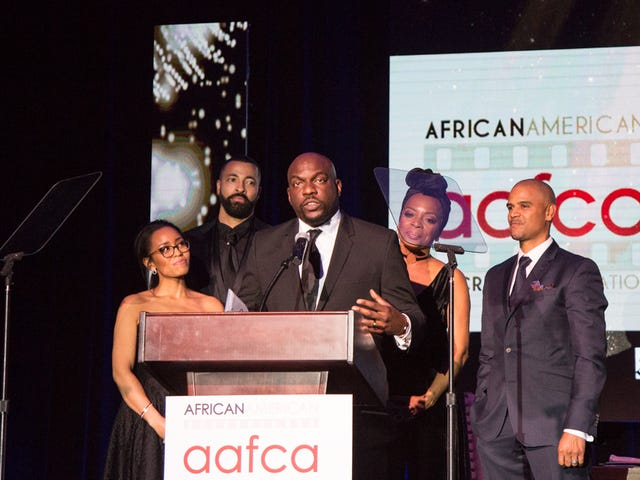 At the AAFCA Awards, Black Artists of TV and Film Invest in One Another