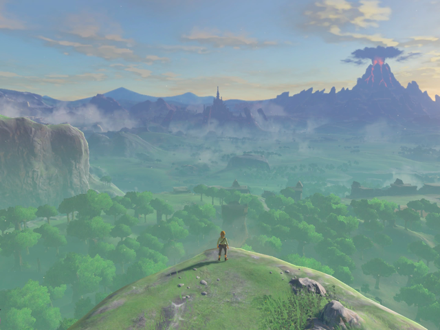 Breath Of The Wild Gets Official Placement On The Zelda Timeline, But There Are Shenanigans