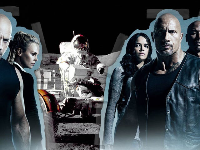 Here's How theFast & Furious Franchise Could Get To Space