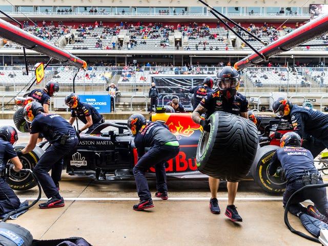 Formel 1 kunne være til salg igen