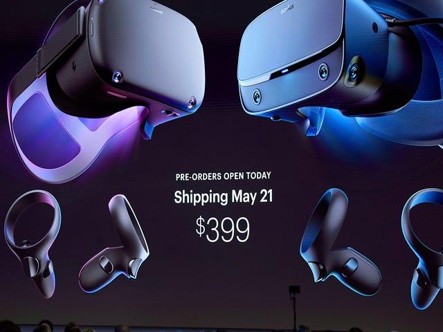 Mangangailangan Ngayon si Oculus ng Pag-login sa Facebook upang Gumamit ng Mga Tampok ng Panlipunan at Kolektahin ang Data ng Gumagamit para sa Pag-target ng Ad