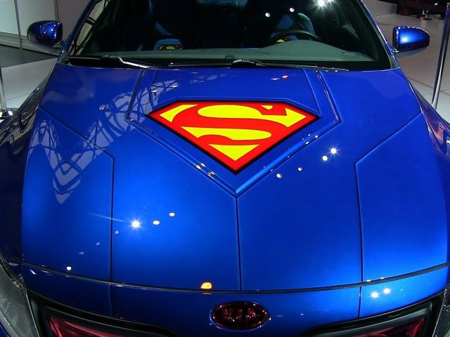 Best Superpower for a Car Enthusiast