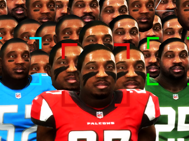 Madden Is As Full Of Anonymous Players As The NFL Itself