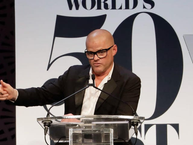 Brits not impressed by Heston Blumenthal's 2,000-year-old volcano bread