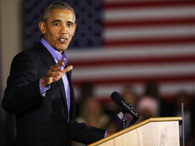 South Los Angeles Street Gets omdøbt efter Barack Obama