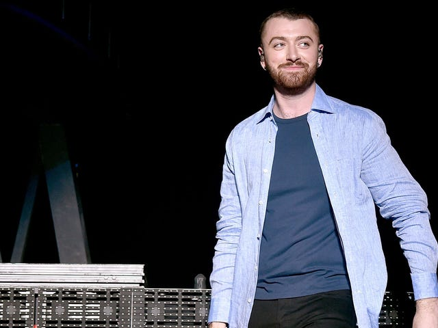 Sam Smith: 'If I Make Mistakes, Don't Kill Me'
