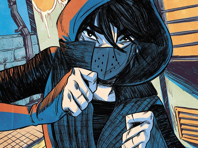 Shadow Of The Batgirl gives Cassandra Cain the backstory and starring role she deserves