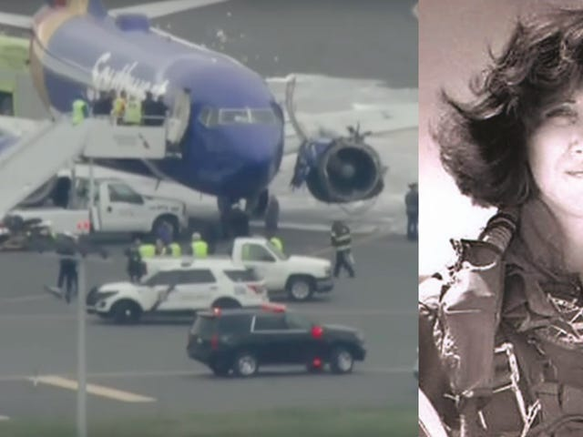 The Pilot Who Saved That Southwest Flight Is A Badass