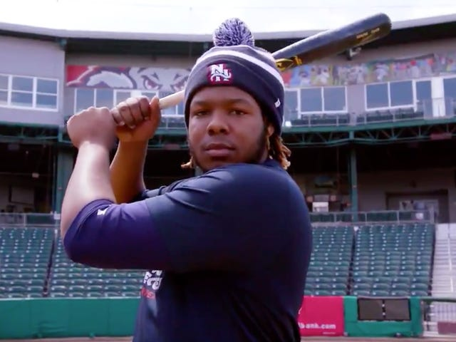 Please Just Call Up Vladimir Guerrero Jr., He's Too Good For The Minor Leagues