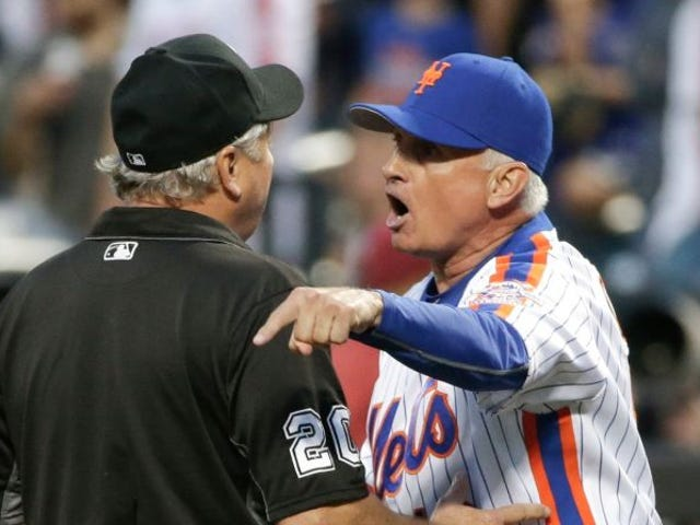 MLB On Ejection Video Scrubbing: Our Ass Would Be In The Jackpot If We Didn't