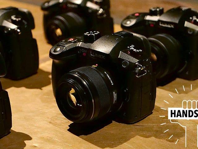 El GH5S de Panasonic puede tomar fotografías en una oscuridad básicamente completa