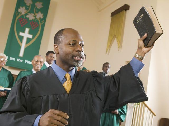 ¿Por qué todo pastor de la iglesia negra también es bueno para cantar?  Un misterio del mes de la historia negra