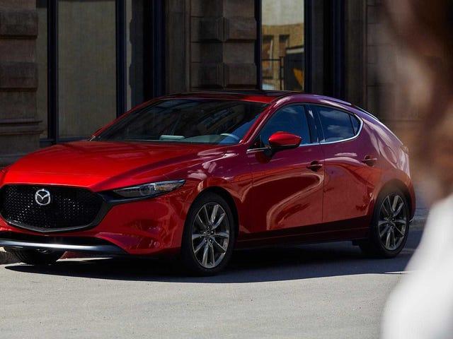 The 2019 Mazda3 Is Very Safe: IIHS